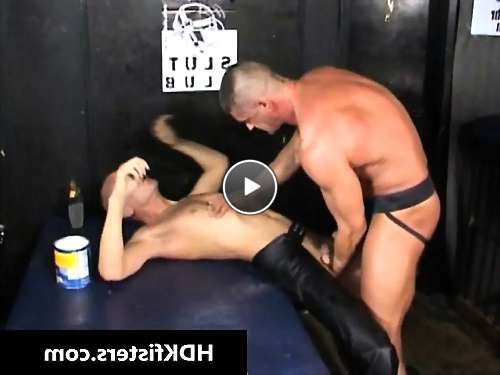 black gay fisting porn video