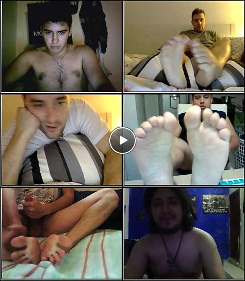 free male feet videos video