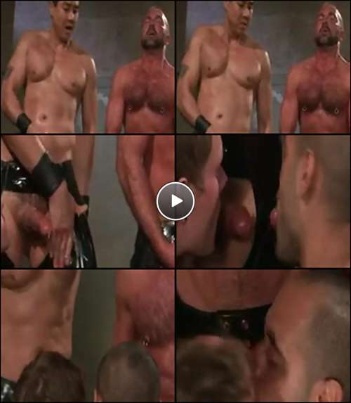 young gay bondage porn video